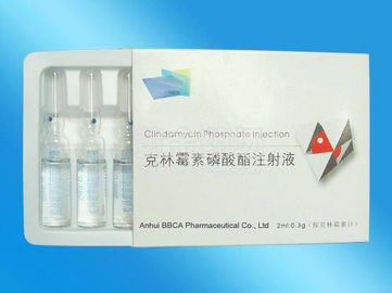 China Pó do fosfato do Clindamycin para o ácido Ethylenediaminetetraacetic da injeção Disodium fábrica