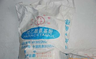 Pó farmacêutico ativo USP/BP do paracetamol do ingrediente/EP/PC